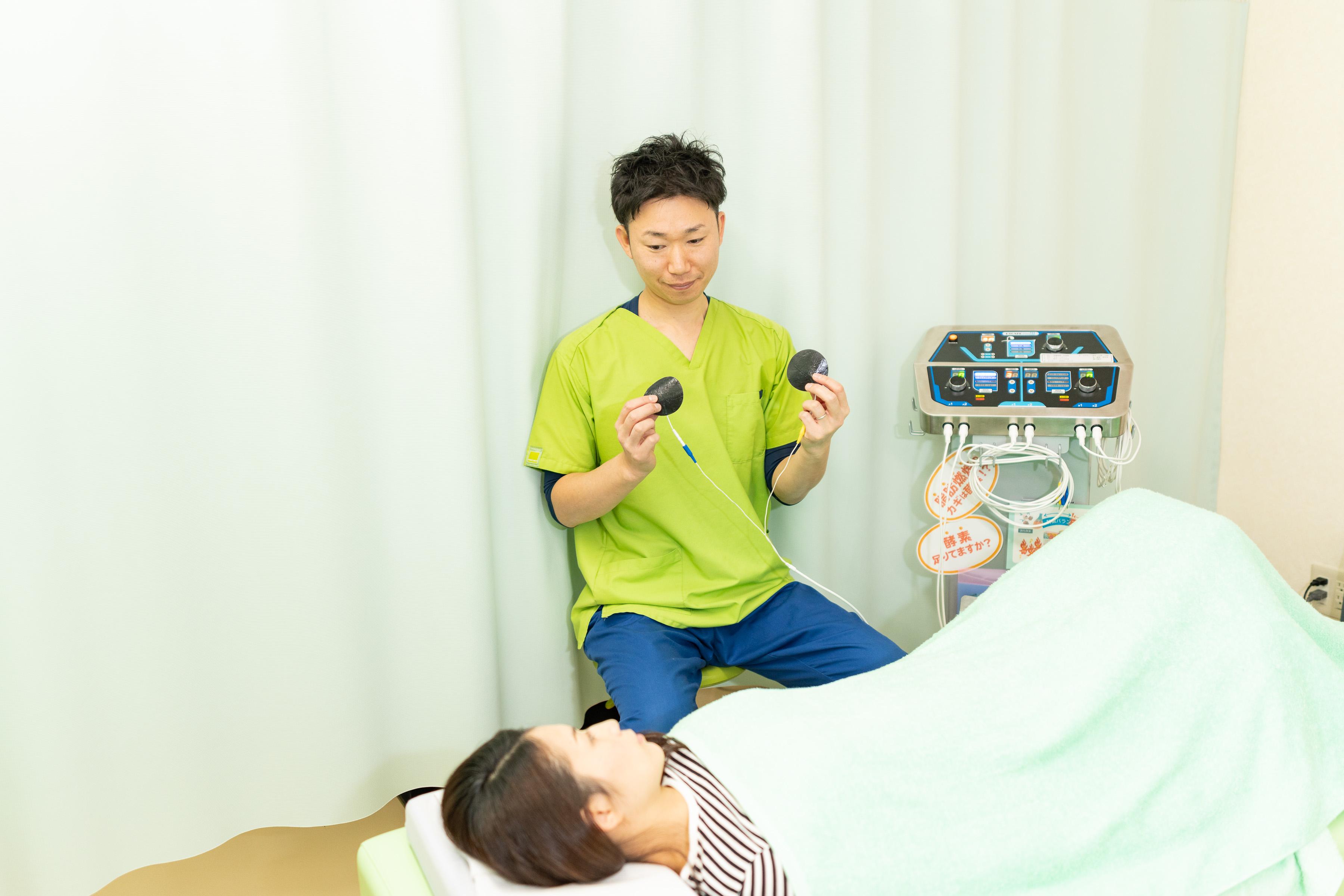 EMSトレーニングでダイエット|札幌市東区