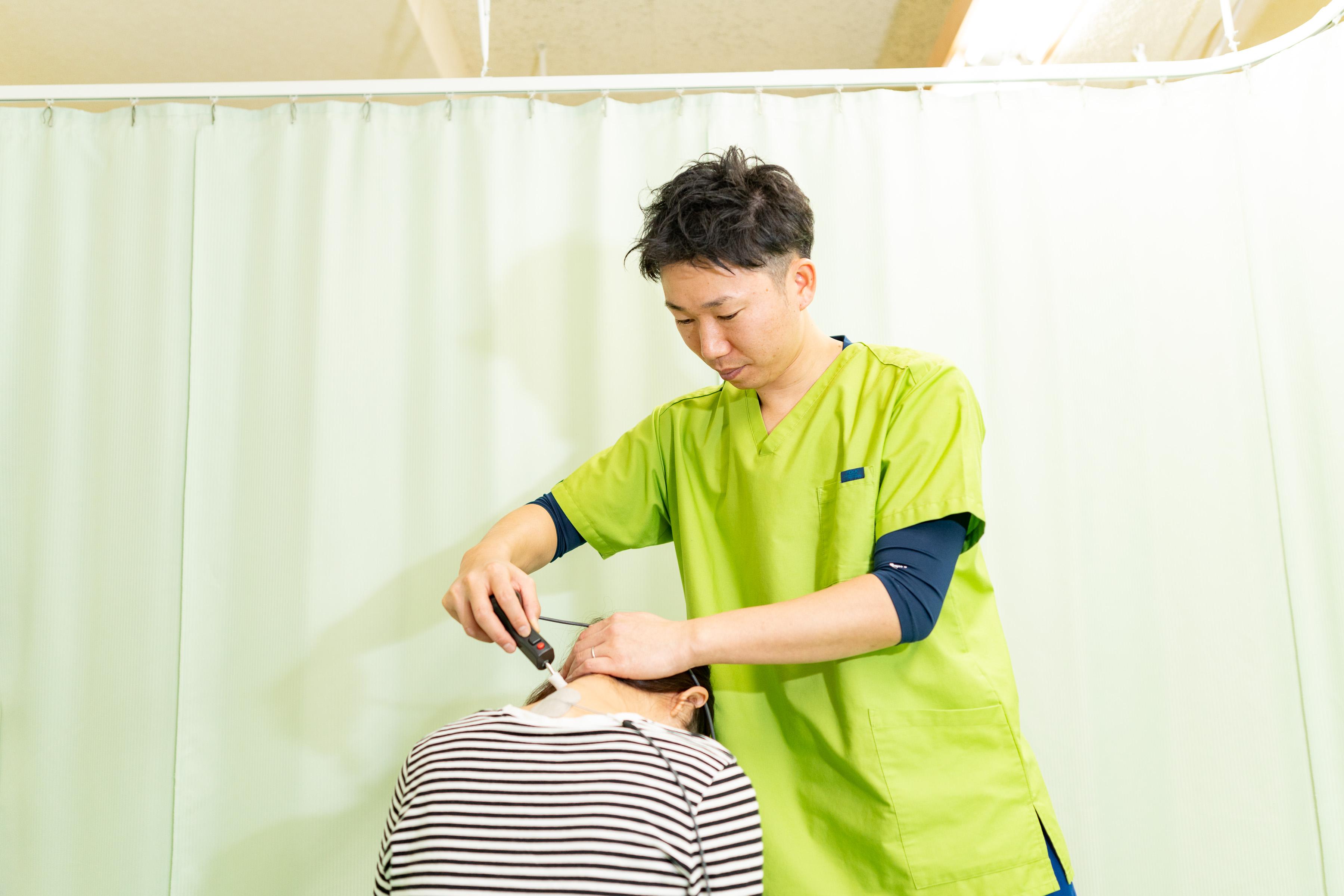 札幌市東区でむち打ち症の治療なら、まこと整骨院へ