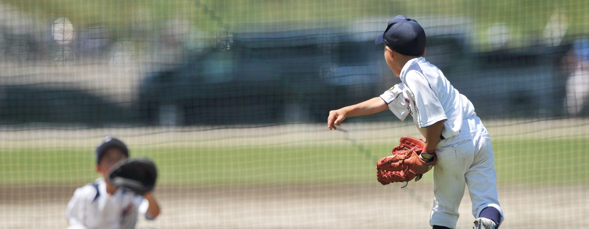 野球肩・野球肘とは